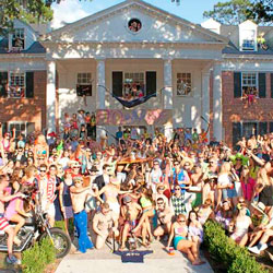 College Music and Frat Parties