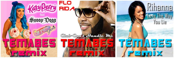 Temabes remixes