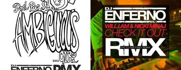 DJ Enferno Remixes