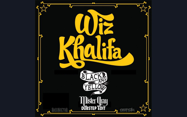 Wiz Khalifa - Black And Yellow (Mister Gray Dubstep Mash Up)