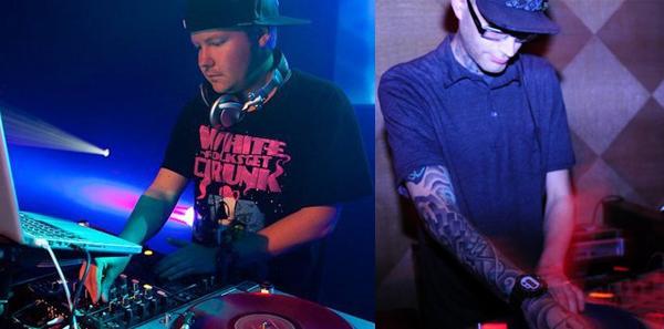 DJ Real Juicy and DJ KosherKuts