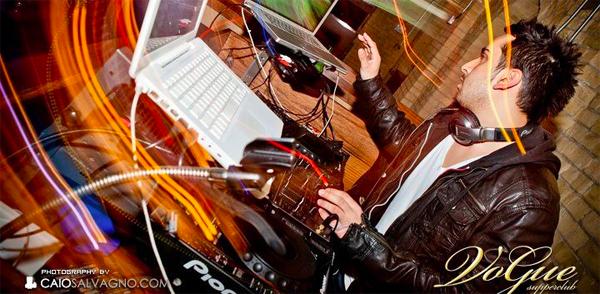 DJ Eleuterio