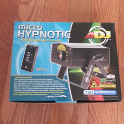 American DJ Micro Hypnotic - Review