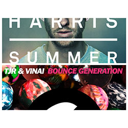 Calvin Harris Vs. Vinai TJR - Summer Bounce (Hendo Mashup)