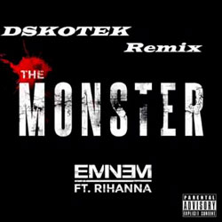 Eminem ft. Rihanna – The Monster (DSKOTEK Remix)