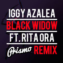 Iggy Azalea Ft. Rita Ora – Black Widow (Prismo Remix)