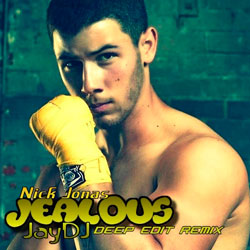 Nick Jonas – Jealous (JayDJ Remix)