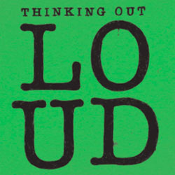 Ed Sheeran – Thinking Out Loud (Ssential Remix)