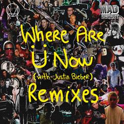 Skrillex & Diplo (ft  Justin Bieber) - Where Are Ü Now [M2's