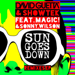David Guetta & Showtek – Sun Goes Down (JayboX Remix)
