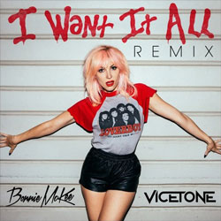 Bonnie McKee - I Want It All (Vicetone Remix)