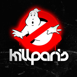 Ghostbusters- (Kill Paris Remix)