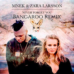 Never Forget You - MNEK & Zara Larsson (Bangaroo Remix)