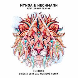 MYNGA and Heckmann feat. Grant Genske - I'm Done (BOiCE and Sensual Musique Remix)