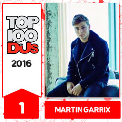 Martin Garrix Named DJ Mag #1 of 2016 (Four Tracks)