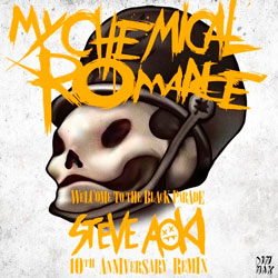 My Chemical Romance – Welcome To The Black Parade (Steve Aoki 10th Anniversary Remix)