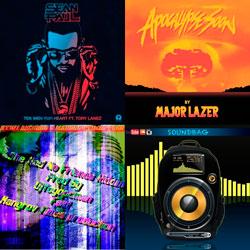 Rhythmic Dancehall Bangers (4 Tracks)