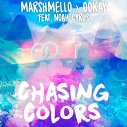 Marshmello and Ookay feat. Noah Cyrus - Chasing Colors