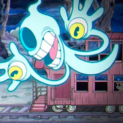 Cuphead – Railroad Wrath (The Musical Ghost Remix)