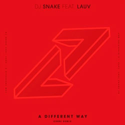 DJ Snake feat. Lauv - A Different Way (Curbi Remix)