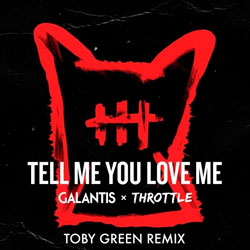 Galantis and Throttle - Tell Me You Love Me (Toby Green Remix)