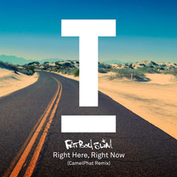 Fatboy Slim - Right Here Right Now (CamelPhat Remix)