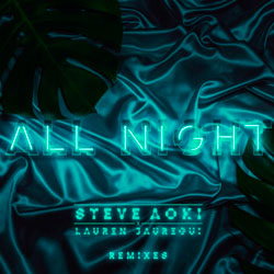 Steve Aoki and Lauren Jauregui - All Night (Alan Walker Remix)