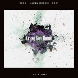 Zedd feat. Maren Morris and Grey - The Middle (Krazy Kev Remix)
