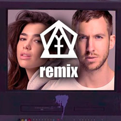 Calvin Harris feat. Dua Lipa - One Kiss (YT Remix)