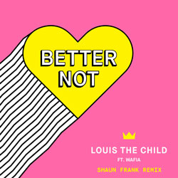 Louis The Child feat. Wafia - Better Not (Shaun Frank Remix)