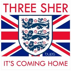 Three Sher - It's Coming Home (Desi Remix by Bups Saggu)