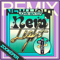 John Mayer - New Light (Zookeper Remix)