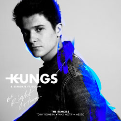 Kungs and Stargate feat. GOLDN - Be Right Here (Tony Romera Remix)
