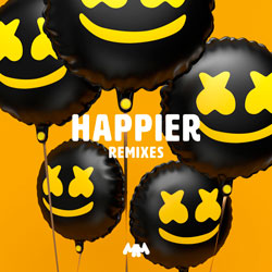 Marshmello feat. Bastille - Happier (Jauz Remix)