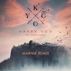 Kygo feat. Sandro Cavazza - Happy Now (MARNIK Remix)