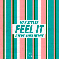Max Styler - Feel It (Steve Aoki Remix)