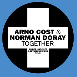 Arno Cost x Norman Doray - Together (Junior Sanchez 2gether We Funk Remix)