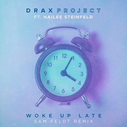 Drax Project feat. Hailee Steinfeld - Woke Up Late (Sam Feldt Remix)