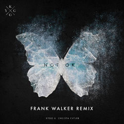 Kygo feat. Chelsea Cutler - Not Ok (Frank Walker Remix)