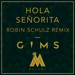 Maitre Gims x Maluma - Hola Senorita (Robin Schulz Remix)