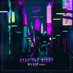 Just Kiddin feat. Camden Cox - Stay The Night (Wilson Remix)