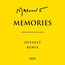 Maroon 5 - Memories (Devault Remix)
