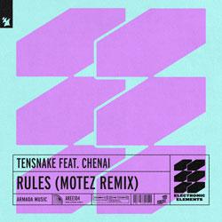 Tensnake feat. Chenai - Rules (Motez Remix)