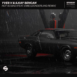Yves V x Ilkay Sencan feat. Emie - Not So Bad (Zonderling Remix)