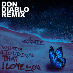 Ali Gatie - What If I Told You That I Love You (Don Diablo Remix)
