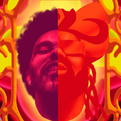 The Weeknd - Blinding Lights (Major Lazer Remix)
