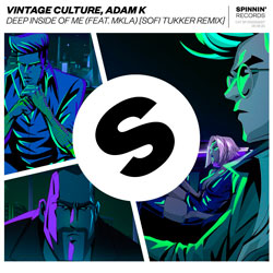 Vintage Culture x Adam K feat. MKLA - Deep Inside Of Me (Sofi Tukker Remix)